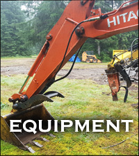 compact excavation equipment