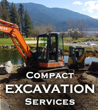 Compact Excavation Equipment Services