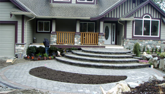 Beckett landscape design