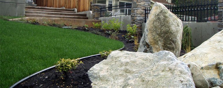 Willms, DL landscape design